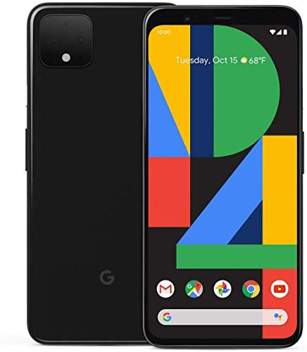 """Google Pixel 4 XL 16 cm (6.3"""") 6 GB 64 GB Nero 3700 mAh Pixel 4 XL, 16 cm (6.3""""), 1440 x 3040 Pixel, 6 GB, 64 GB, 16 MP, Nero"""