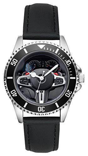 KIESENBERG Reloj - Regalos para BMW M5 F90 Speedo Cockpit Fan L-20639