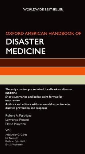 Oxford American Handbook of Disaster Medicine (Oxford American Handbooks of Medicine)