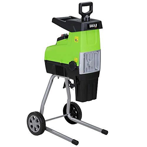 BAKAJI Astilladoras, trituradoras y máquinas para mulching