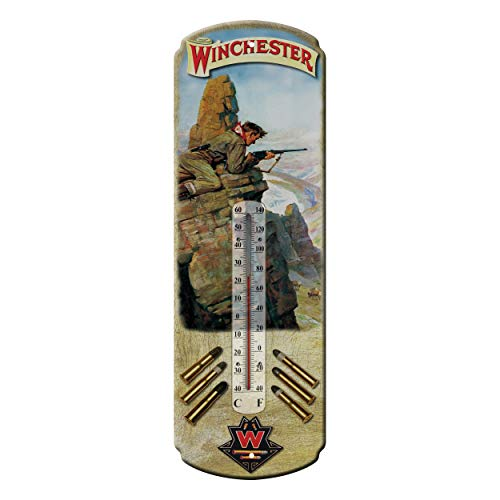 Winchester Hunting Tin Thermometer
