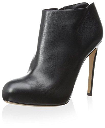 SALVATORE FERRAGAMO Damen Kleid Bootie, (schwarz), 41 EU