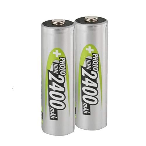 Ansmann NiMH AA PRE-Charged baterías...