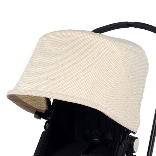 Pasito a Pasito Bugaboo Camaleon Vichy - Capota, color beige petite etoile