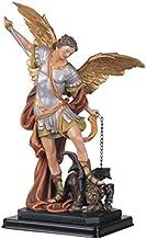 """جورج س. چن واردات SS-G-212.04 سنت مایکل Archangel مقدس پیکره تزئینات مذهبی ، 12 """""""