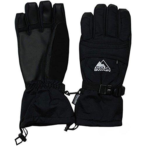 Cox Swain Herren Handschuh Storm Fingerhandschuh - Thinsulate & Youngtec - Kälte ist kein Problem, Size: S (7-7,5)