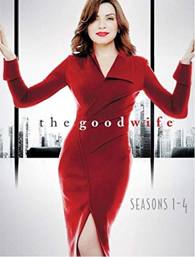 The Good Wife: The Complete First, Second, Third & Fourth Season DVD Collection (Seasons 1, 2, 3 and 4)