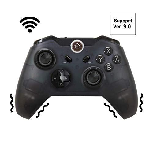 JFUNE Controlador Inalámbrico Mando para Nintendo Switch, Switch Pro Controller Wireless Bluetooth Gamepad DualShock Vibration
