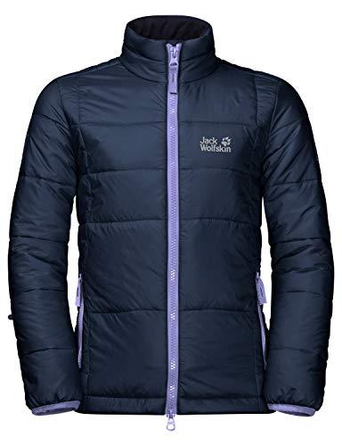 Jack Wolfskin Kids Argon Jacket Midnight Blue Size 104