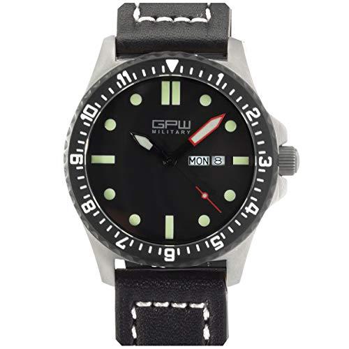 German Military Titanium Watch. GPW Day...