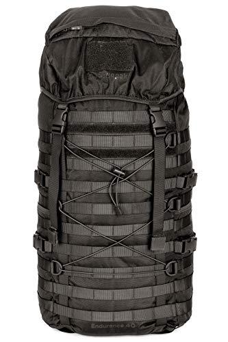 Snugpak | Endurance | 40L | Rucksack | Molle Compatible (Black)