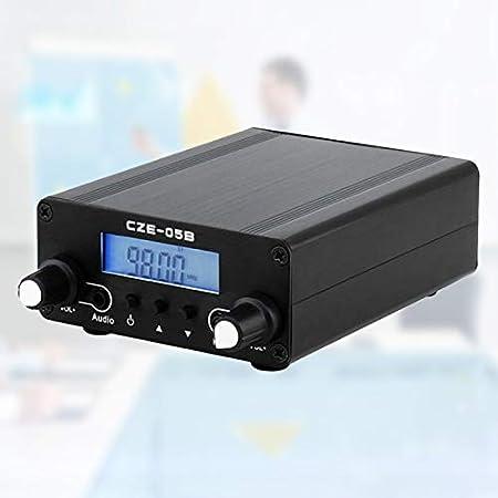 Seaan Fm Transmitter 0 1 0 5 W Stereosendung Mit Elektronik
