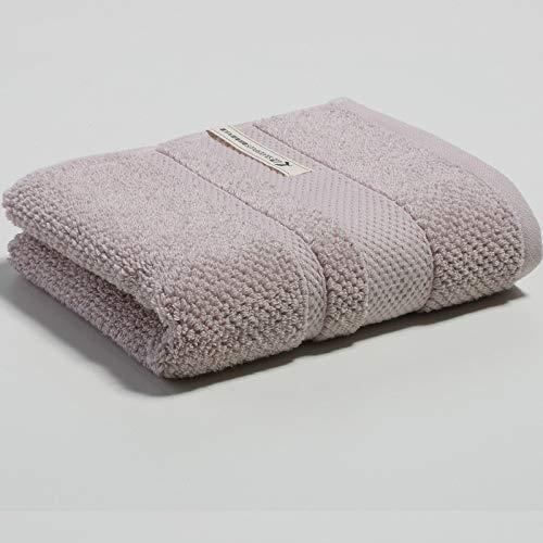 CMZ Toalla antibacteriana 110g Toalla de algodón Puro Pareja Color Puro Toalla Simple de Lavado Simple (34x76 cm)
