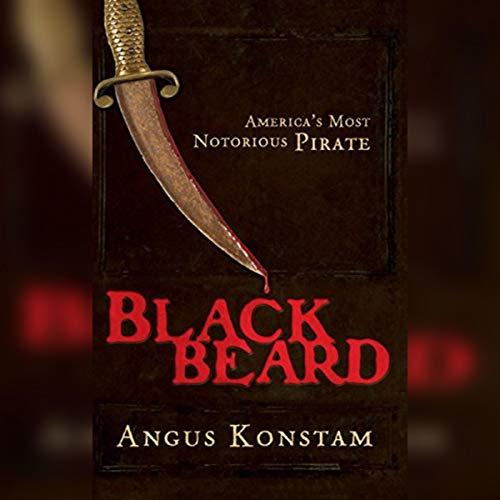 Blackbeard audiobook cover art