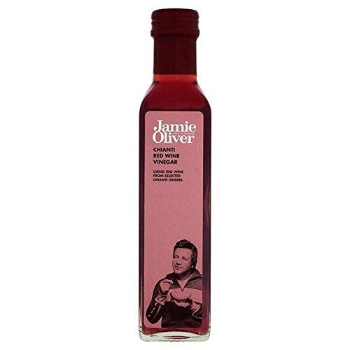 Jamie Oliver Chianti Vinaigre De Vin Rouge 250Ml - Paquet de 6