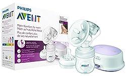 Philips Avent – naturnahe elektrische Milchpumpe