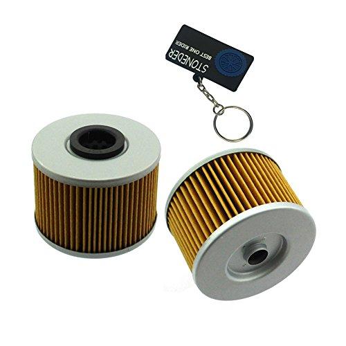 Stoneder filtre à huile pour # 15412-hp7-a01 Honda Sxs1000 M3 3 places Pioneer 1st filtre (2016–2017)/Honda Sxs1000 M5 5 Seat Pioneer 1st filtre (2016–2017)