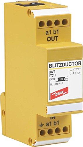Dehn 918411 - Entladung Anschluss rot bvt-tc-1