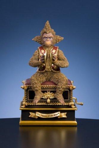 Phantom of the Opera - Monkey with Hand Crank by San Fransisco Music Box Co.
