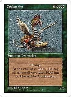 Best cockatrice magic card Reviews