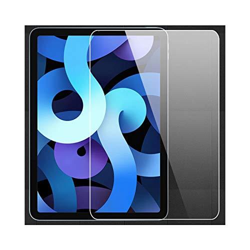 pe@mak 2X Bildschirmschutzfolie Matt kompatibel mit Apple iPad Air 4 (2020) 10,9 Zoll Kunststoff Folie Schutz Folie Matte