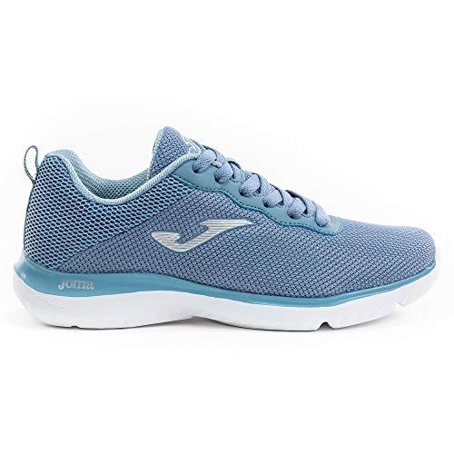Joma C.Relief Lady 2005 - Zapatillas deportivas para mujer Azul Size: 37 EU