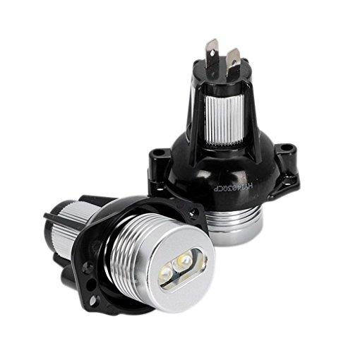 Guangcailun 2pcs / Kit Lámpara del Coche Luces LED Lámparas Anillo Bombillas LED para Angel Eyes E90 E91 3 Serie Piezas duraderas de Coches