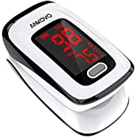 Ankovo Blood Oxygen Saturation Heart Rate & SpO2 Levels Monitor