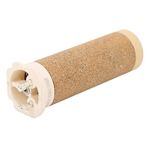Hochfestes, langlebiges, hitzebeständiges, wärmebeständiges Heizrohr aus Keramik, Ersatz des Heizgeräts Gute Isolationsleistung Büro für zu Hause