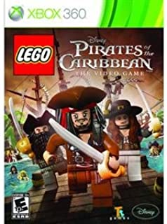NEW LEGO Pirates of the Caribbean (Videogame Software)
