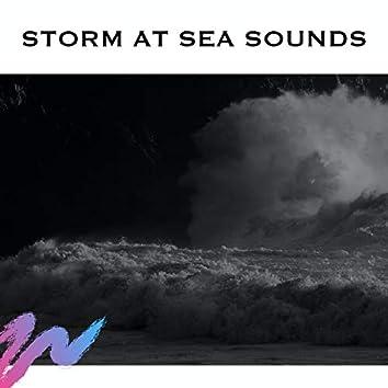 Storm at Sea Sounds
