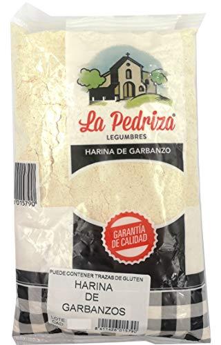 Harina de Garbanzo - La Pedriza Legumbres - 400 Gramos