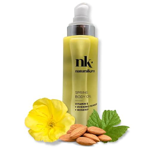 NATURALKIREI - NK Spring Body Oil aceite corporal natural - 100ml