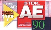 TDK カセットテープ AE 90 AE-90F TYPE1