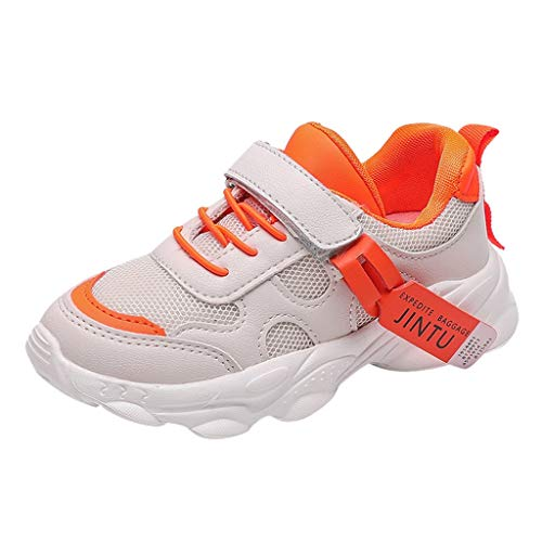 LIJUCH Fashion Baby Kids Sports Shoes Children Girls Summer Soft Sole Casual Sneaker Shoes White Baby Boots