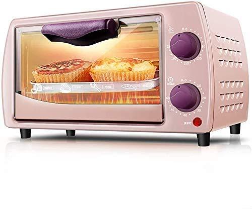 CattleBie Brotbackautomaten, Haushalt Backofen, Mini Home Küche Backen Kleine Automatische Elektro-Ofen Multi-Funktions-Tragbarer Frühstück Sandwich-Maschine
