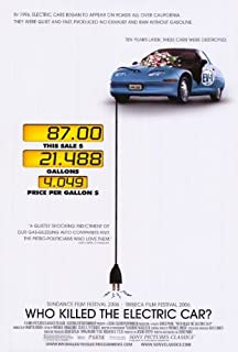 Who Killed the Electric Car? POSTER Movie (27 x 40 Inches - 69cm x 102cm) (2006)