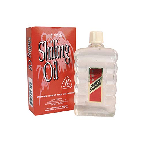 Shiling Oil   28ml   natürliche Kräuter/Öl - Komposition