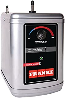Franke HT-300 Little Butler Under Sink Instant Hot Water Filtration Heating Tank, 300