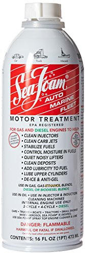 SEA Foam Motor TUNEUP 24/CASE