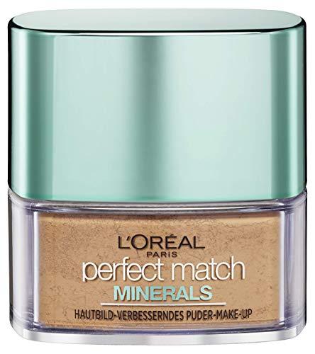 L'Oréal Paris Perfect Match Minerals Caramel 6.5D/6.5W 10 ml