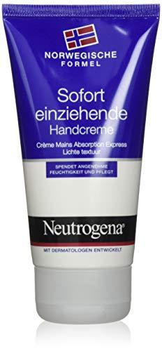 Neutrogena Sofort einziehende Handcreme, 75 ml