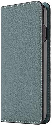 LORNA PASSONI German Shradero Calf Folio Case 【日本正规代理店商品】LP-GSC-iP8-LBL iPhone8/7 Light Blue