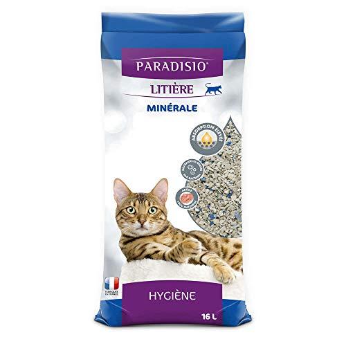 Paradisio : Litière Minérale...