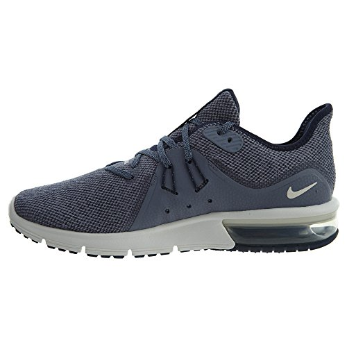 Nike Air Max Sequent 3 Sz 10 Mens Running Obsidian/Summit White-Dark Sky Blue Shoes 2