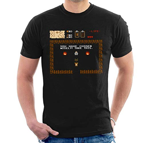 Indiana Jones You Have Chosen Wisely Men's T-Shirt