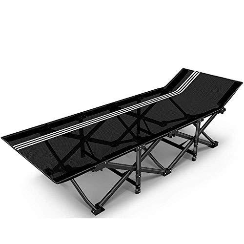 WJJJ Camping Stühle Für Schwere Menschen Klappgarten Terrasse Gartenstühle Metall Chaise Longue Stuhl 200 kg