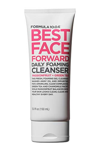 Formula 10.0.6 Best Face Forward Daily Foaming Cleanser (2-Pack)