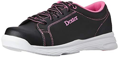 Dexter Womens Raquel V Bowling Shoes- Black/Pink, 10