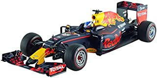 Red Bull day Heuer RB12, No.3, Red Bull, formula 1, GP Monaco, 2016, Model Car, Ready-made, Spark 1:18